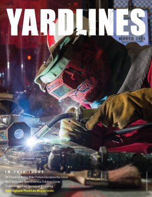 Yardlines Preview March 2015